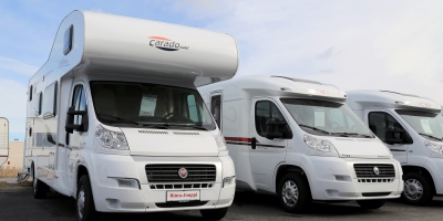 White-RVs-In-A-Row