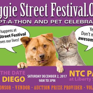 Doggie Street Festival @ NTC PARK at Liberty Station | San Diego | California | United States